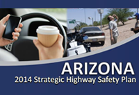 Arizona Strategic Highway Safety Plan report cover